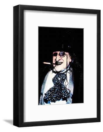"DANNY DEVITO. ""BATMAN RETURNS"" [1992], directed by TIM BURTON.--Framed Photographic Print"