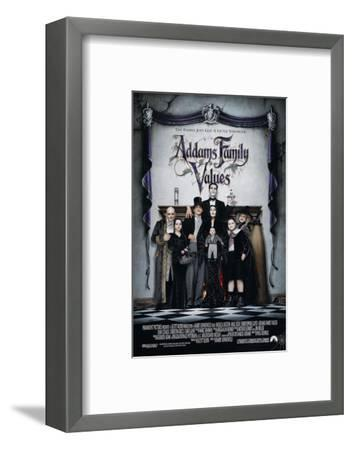 ADDAMS FAMILY VALUES [1993], directed by BARRY SONNENFELD.--Framed Photographic Print