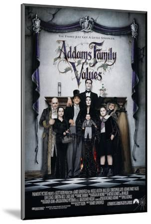 ADDAMS FAMILY VALUES [1993], directed by BARRY SONNENFELD.--Mounted Photographic Print