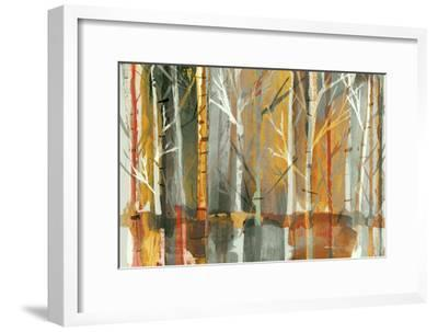 Sunset-PI Studio-Framed Art Print