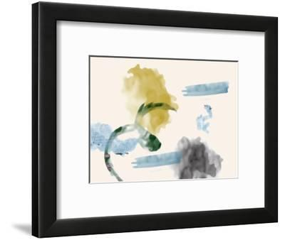 Your Smile I-PI Studio-Framed Art Print