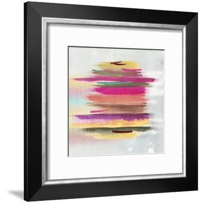 Color in the Lines I-PI Studio-Framed Art Print