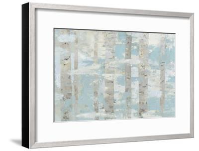 LImestone Forest-PI Studio-Framed Art Print