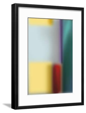 Smooth Glass I-PI Studio-Framed Art Print