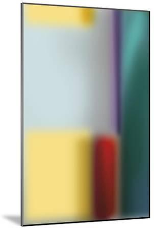 Smooth Glass I-PI Studio-Mounted Art Print