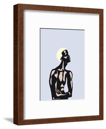 Untitled Portrait, 2016--Framed Giclee Print