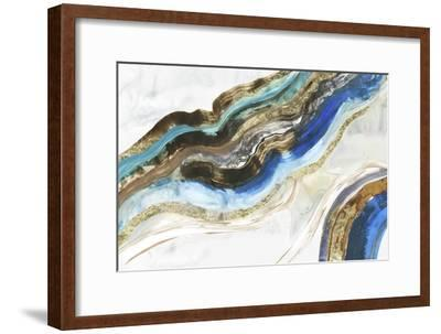 Crystalised III-Tom Reeves-Framed Art Print