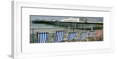 Brighton Sussex, England.-Joe Cornish-Framed Photo