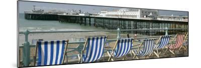 Brighton Sussex, England.-Joe Cornish-Mounted Photo