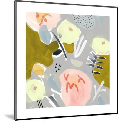 Honeydew Twist II-Victoria Borges-Mounted Art Print