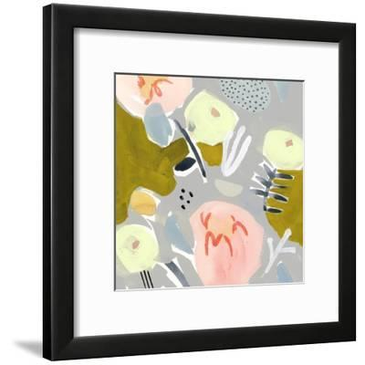 Honeydew Twist II-Victoria Borges-Framed Art Print