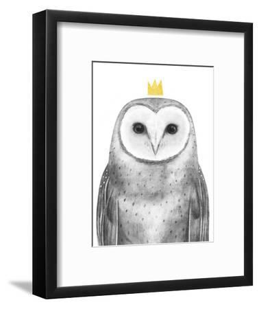 Royal Forrester II-Victoria Borges-Framed Art Print