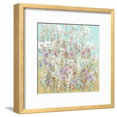 Mixed Flowers I-Tim O'Toole-Framed Art Print