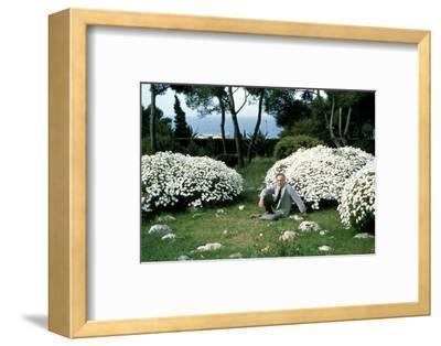 Jean Cocteau-Luc Fournol-Framed Photographic Print