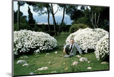Jean Cocteau-Luc Fournol-Mounted Photographic Print