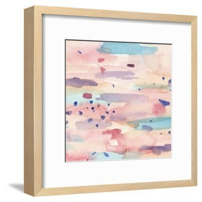 Fluir I-Melissa Wang-Framed Art Print