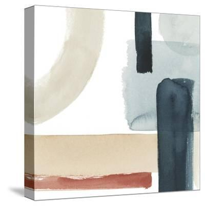 Moderne II-Grace Popp-Stretched Canvas Print