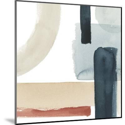 Moderne II-Grace Popp-Mounted Art Print