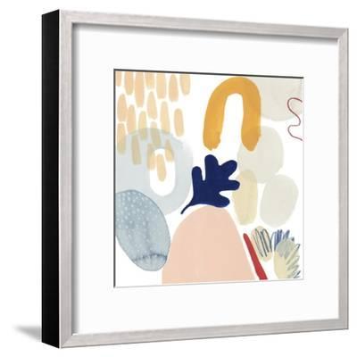 Tropical Traffic V-Grace Popp-Framed Art Print