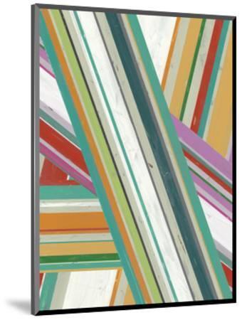 Summer Sarape II-Studio W-Mounted Art Print