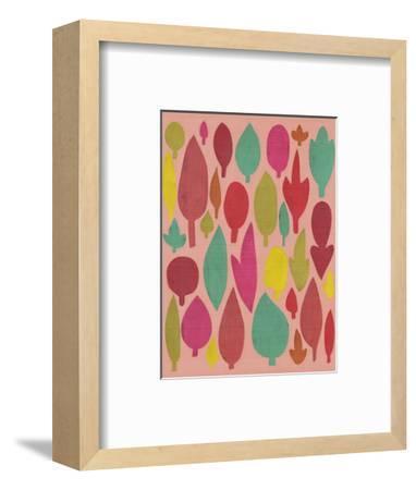 Sweet Summer I-Chariklia Zarris-Framed Art Print