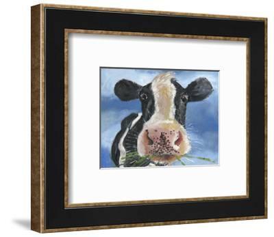 Morning Chew II-Alicia Ludwig-Framed Art Print