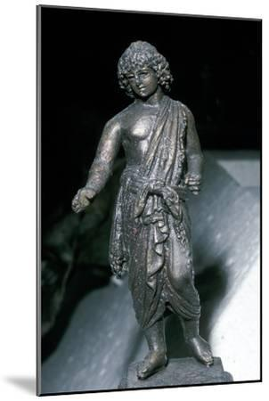 Bronze Statue of Adonis, Saida, Lebanon, 2nd century. Artist: Unknown-Unknown-Mounted Giclee Print