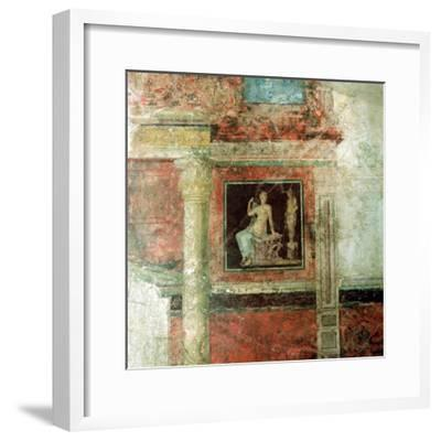 Fresco, Villa Farnesina, Rome, c1510-1519. Artist: Unknown-Unknown-Framed Giclee Print
