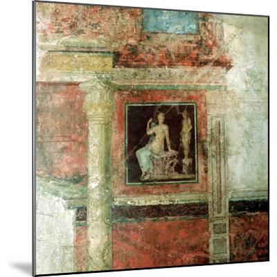 Fresco, Villa Farnesina, Rome, c1510-1519. Artist: Unknown-Unknown-Mounted Giclee Print