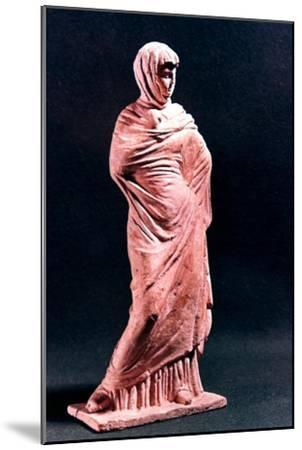 The Sophoclean, c325-300 BC. Artist: Unknown-Unknown-Mounted Giclee Print