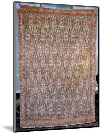 Senneh carpet, Iran, 19th century. Artist: Unknown-Unknown-Mounted Giclee Print