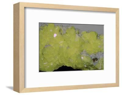Sulphur.-Unknown-Framed Photographic Print