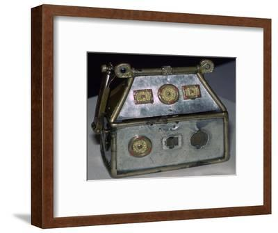 The Monymusk Reliquary, 8th century.-Unknown-Framed Giclee Print