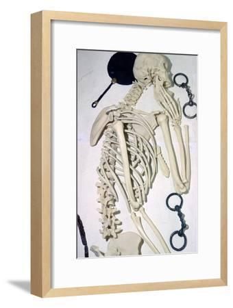 Iron Age British Female Chariot Burial. Artist: Unknown-Unknown-Framed Giclee Print