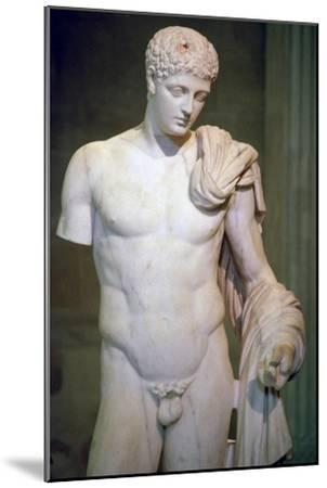 The 'Richelieu Mercury', 2nd century. Artist: Unknown-Unknown-Mounted Giclee Print