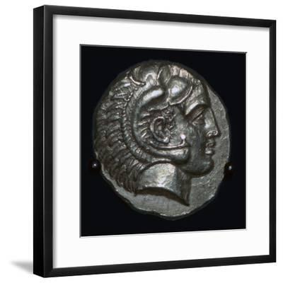 Gold Stater of Phillip II of Macedon, 4th century BC Artist: Unknown-Unknown-Framed Giclee Print