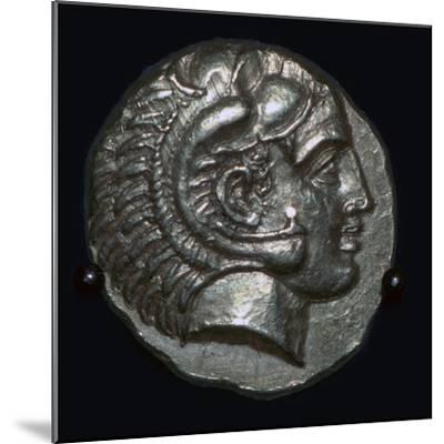 Gold Stater of Phillip II of Macedon, 4th century BC Artist: Unknown-Unknown-Mounted Giclee Print
