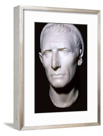 Bust of Antiochus III of Syria, 3rd century BC. Artist: Unknown-Unknown-Framed Giclee Print