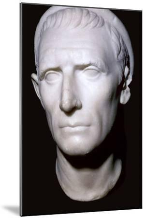 Bust of Antiochus III of Syria, 3rd century BC. Artist: Unknown-Unknown-Mounted Giclee Print