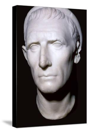 Bust of Antiochus III of Syria, 3rd century BC. Artist: Unknown-Unknown-Stretched Canvas Print
