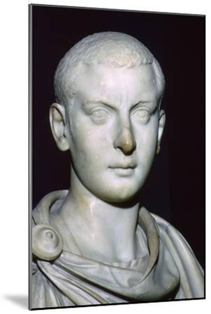 Bust of Gordian III, 3rd century. Artist: Unknown-Unknown-Mounted Giclee Print