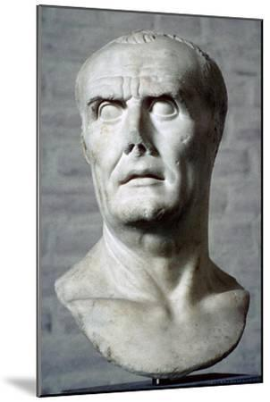 Bust of Sulla. Artist: Unknown-Unknown-Mounted Giclee Print