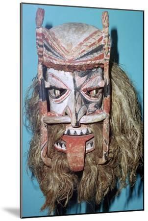 Spirit Mask from New Ireland. Artist: Unknown-Unknown-Mounted Giclee Print