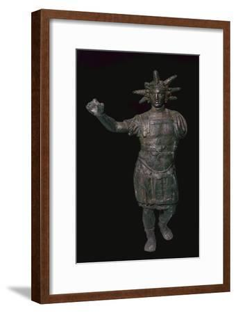Statuette of Adonis-Tamuz, 2nd century. Artist: Unknown-Unknown-Framed Giclee Print