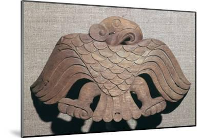 Scythian cedar wood saddle ornament, 5th century BC. Artist: Unknown-Unknown-Mounted Giclee Print