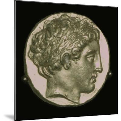 Gold Stater of Phillip II of Macedon, 4th century BC. Artist: Unknown-Unknown-Mounted Giclee Print