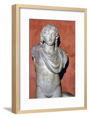 Statue of Apollo. Artist: Unknown-Unknown-Framed Giclee Print
