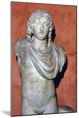 Statue of Apollo. Artist: Unknown-Unknown-Mounted Giclee Print