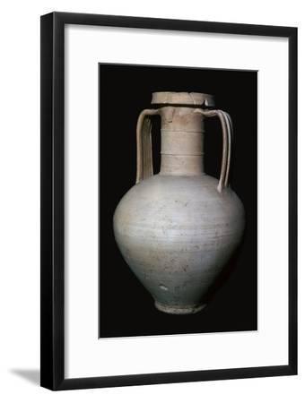 Gallo-Belgic jug. Artist: Unknown-Unknown-Framed Giclee Print