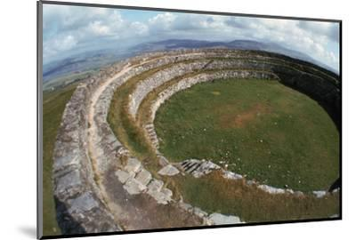 Grianan of Aileach Hillfort, 6th-7th century. Artist: Unknown-Unknown-Mounted Photographic Print